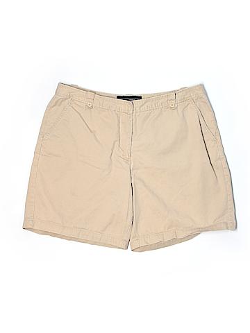 Venezia Khaki Shorts Size 14