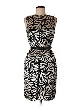 Maggy London Silk Dress Size 8 (Petite)
