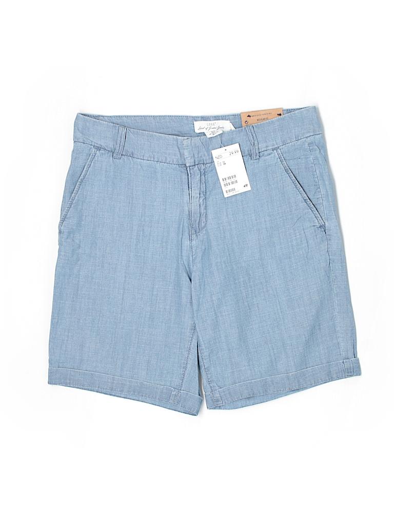 H&M Women Denim Shorts Size 8