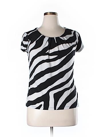 Worthington Short Sleeve Top Size XL (Petite)