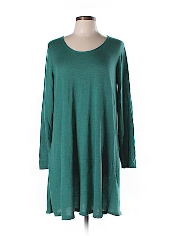 Eileen Fisher Wool Dress Size L