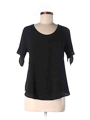 Sienna Sky  Short Sleeve Blouse Size XS
