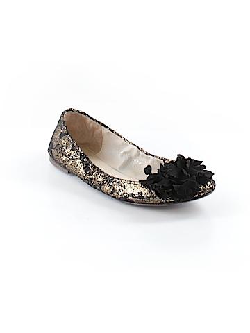 All Black Flats Size 39.5 (EU)