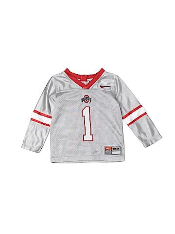 Nike Long Sleeve Jersey Size 12 mo