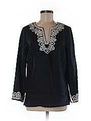 Talbots Women Long Sleeve Blouse Size S
