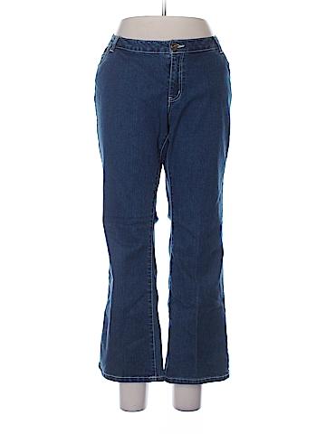 Jessica London Jeans Size 12 (Petite)