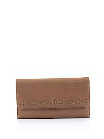 Mondani New York Leather Wallet One Size