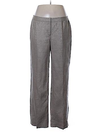 Lafayette 148 New York Linen Pants Size 16