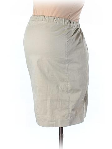 Liz Lange Maternity for Target Casual Skirt Size 6 (Maternity)