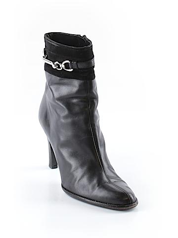 Coach Boots Size 9 1/2