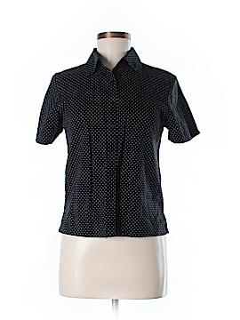 Pendleton Short Sleeve Button-Down Shirt Size 6 (Petite)