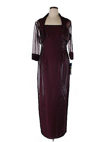 Alex Evenings Cocktail Dress Size 16