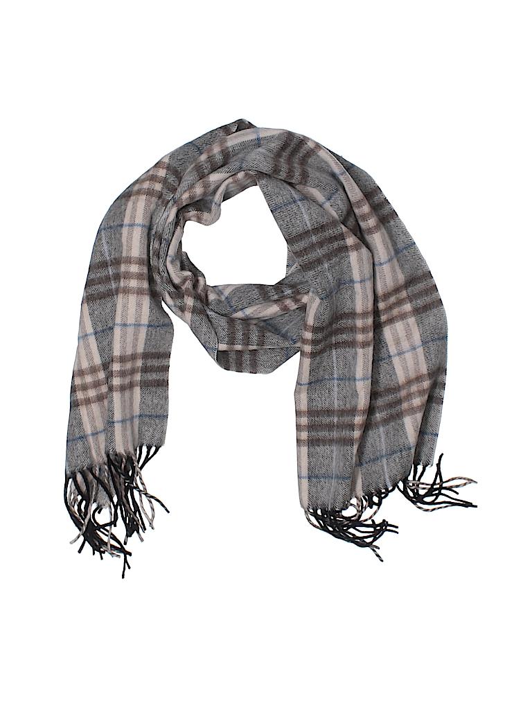 Enzo mantovani plaid tan scarf one size 61 off thredup for Enzo mantovani