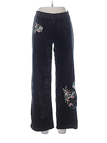 BCBGMAXAZRIA Velour Pants Size XL