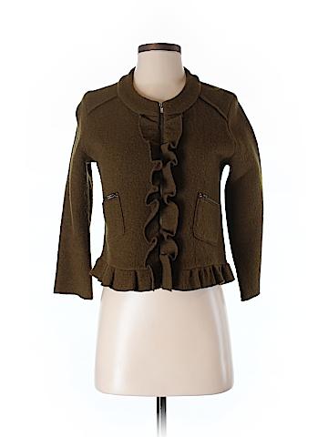 Ann Taylor LOFT Wool Coat Size S (Petite)