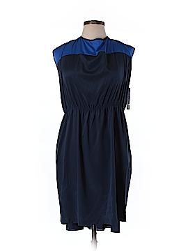 DKNY Silk Dress Size L