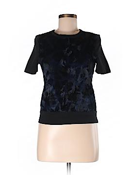 Zara W&B Collection 3/4 Sleeve Blouse Size M