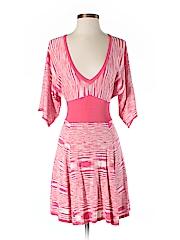 BCBGMAXAZRIA Women Silk Dress Size XS