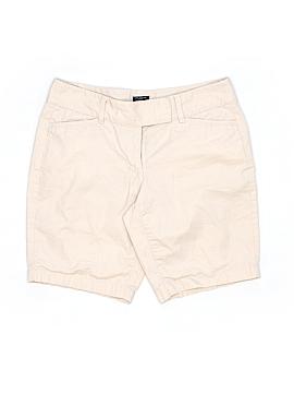 Ann Taylor Factory Khaki Shorts Size 8 (Petite)
