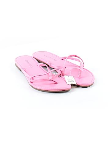 Talbots Flip Flops Size 7