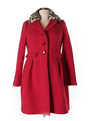 Kate Spade New York Wool Coat Size 14