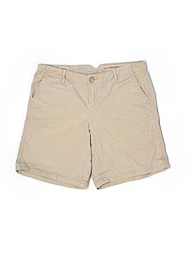 Nine West Khaki Shorts Size 6