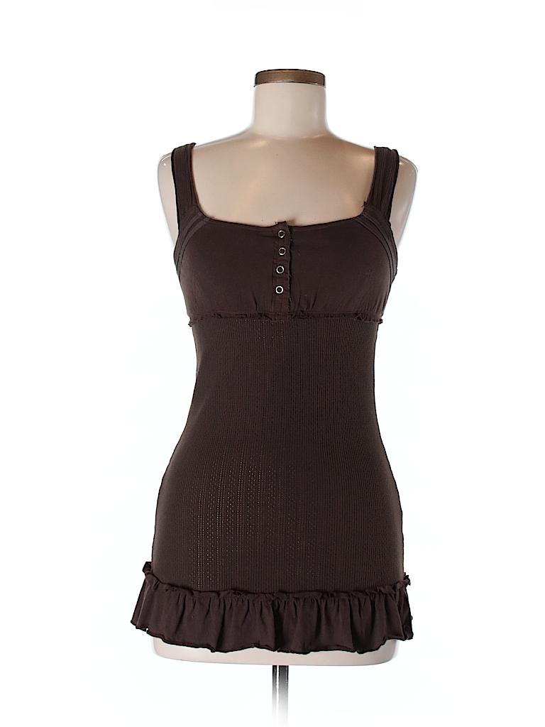 Mystree Women Sleeveless Top Size M