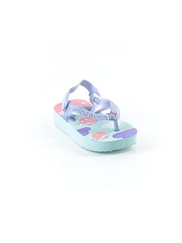 Havaianas Flip Flops Size 4 - 4 1/2 Kids