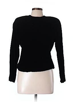 Anne Klein II Long Sleeve Blouse Size 12