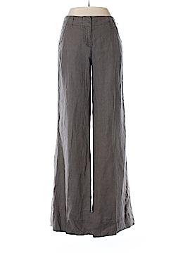 CAbi Linen Pants Size 8