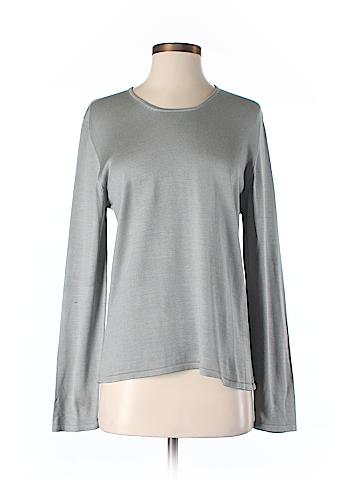 Banana Republic Silk Pullover Sweater Size L