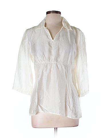 J.jill 3/4 Sleeve Blouse Size S