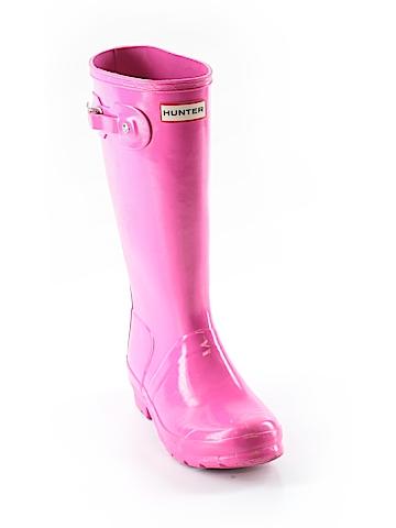 Hunter Rain Boots Size 5