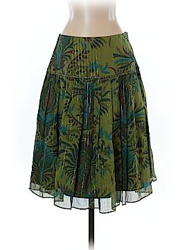 Kay Unger Silk Skirt Size 4