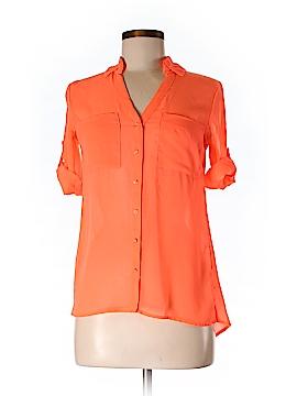 Dynamite 3/4 Sleeve Blouse Size XS