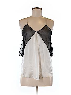 Pencey Sleeveless Silk Top Size 6