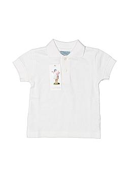 Papo d'Anjo Short Sleeve Polo Size 6 mo