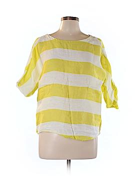 Humanoid Short Sleeve Blouse Size L