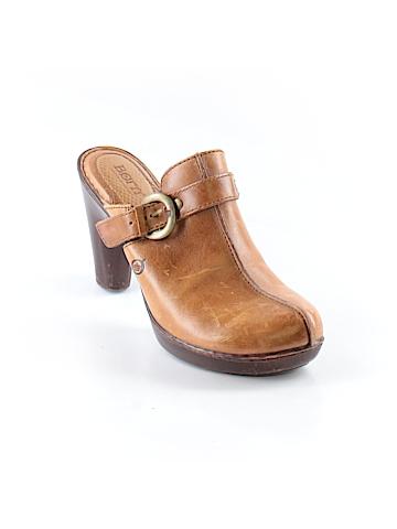 Born Crown Mule/Clog Size 9