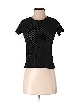 Dorothy Perkins Short Sleeve Top Size 4 (UK)