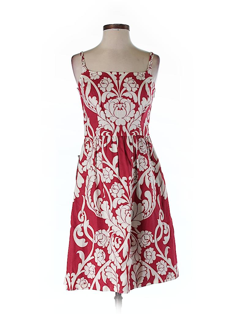 Ann Taylor Women Casual Dress Size 2 (Petite)