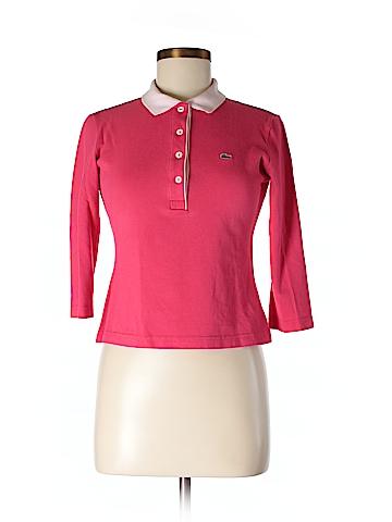 Lacoste 3/4 Sleeve Polo Size 40 (EU)