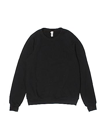 Canvas Sweatshirt Size S