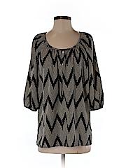 Glam Women 3/4 Sleeve Blouse Size S