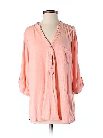 Torrid Long Sleeve Button-Down Shirt Size 2