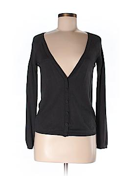Comptoir des Cotonniers Silk Cardigan Size M