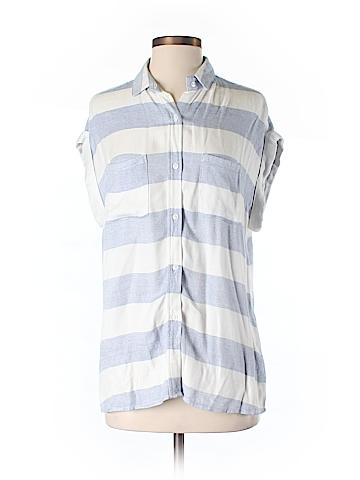 Rails Short Sleeve Button-Down Shirt Size XS