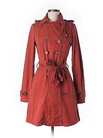 Billabong Trenchcoat Size M