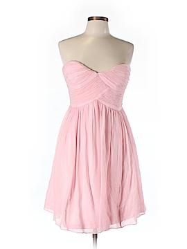 DM Donna Morgan Silk Dress Size 10