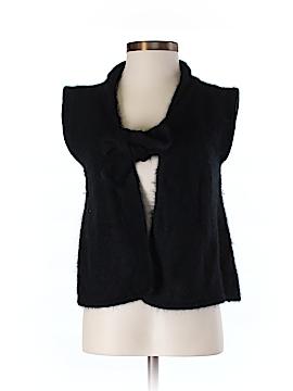 Free People Faux Fur Vest Size S